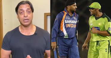 'Went to his room to fight with him': Shoaib Akhtar on a quarrel with Harbhajan Singh after the 2010 Asia Cup game