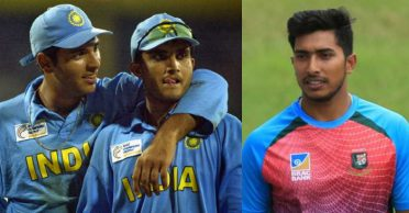 Soumya Sarkar opens up on his first cricketing hero and favourite cricketer