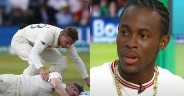 Jofra Archer reveals what reminded him of Phil Hughes' death during the 2019 ashes