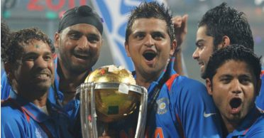 Suresh Raina credits the player because of whom Indian won the 2011 World Cup
