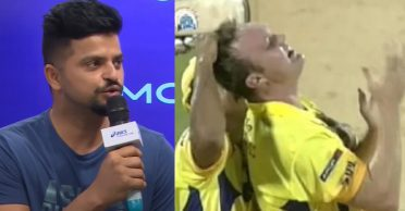 'I was actually scared…': Suresh Raina recalls when Doug Bollinger lost his cool for pulling his hair