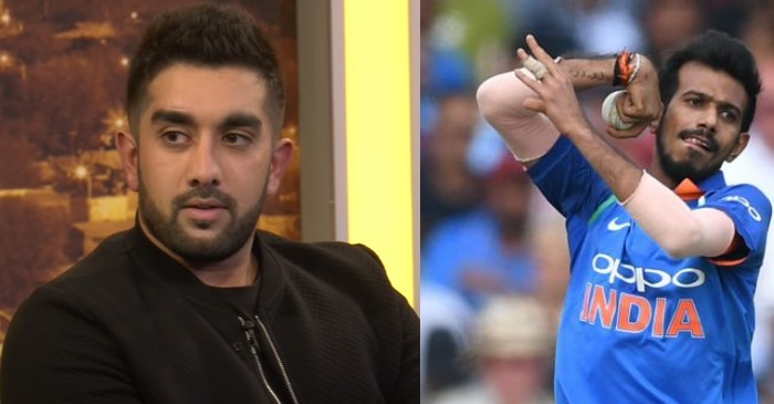 Tabraiz Shamsi includes Yuzvendra Chahal in his list of current 'Fab 4' spinners