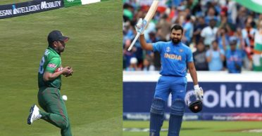 Tamim Iqbal reminisces the time when he was trolled heavily for a drop-catch of Rohit Sharma