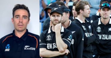 Tim Southee explains what happened inside the Kiwi change room when England won the World Cup final