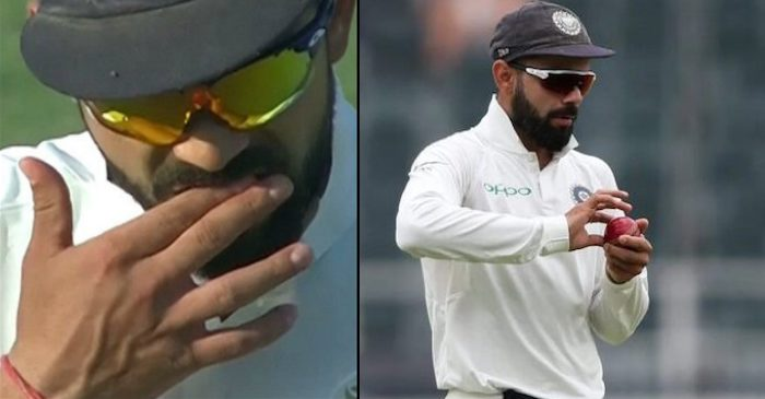 'Yes' to sweat and 'no' to saliva : ICC Cricket Committee recommends new rules to shine the ball