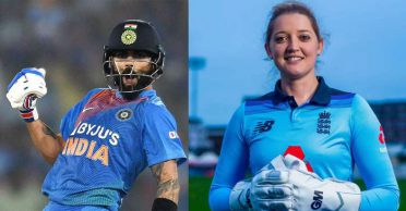 Virat Kohli among Sarah Taylor's four favourite cricketers