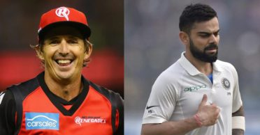 No place for Virat Kohli in Brad Hogg's current best Test XI
