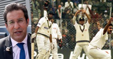 Wasim Akram reveals an exciting story while recalling Anil Kumble's 10-wicket haul against Pakistan