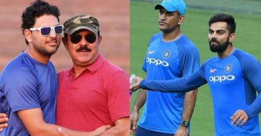 'Many have backstabbed him and it hurts' : Yograj Singh on Yuvraj being betrayed by Dhoni and Kohli