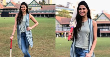 Actress Aahana Kumra names the cricketer who reminds her of younger self