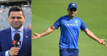 Aakash Chopra reveals why MS Dhoni was not a fan of DRS in its initial phases