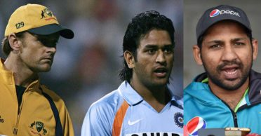 Sarfaraz Ahmed picks the better cricketer between Adam Gilchrist and MS Dhoni