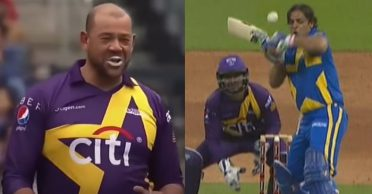 When Shoaib Akhtar received a counterstroke by Andrew Symonds