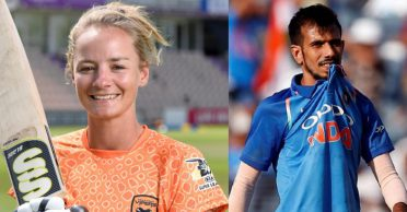 'I have never met Chahal': Danielle Wyatt on meeting her 'social media buddy' in person