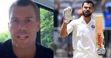 """No point poking the bear"": David Warner on sledging Virat Kohli in the upcoming Test series"