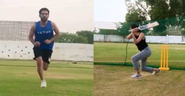 WATCH: CSK pacer Deepak Chahar bowls to sister Malti in the nets but adds a twist in the end
