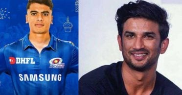 MI shares a heartfelt post after their new recruit recalls a promise made to Sushant Singh Rajput