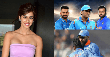 Dhoni, Kohli, Rohit, Jadeja or Yuvraj: Check out who ranks higher in 'hotness quotient' for actress Disha Patani