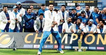 """""""On this day in 2013"""": ICC shares a flashback video of India's Champions Trophy triumph"""