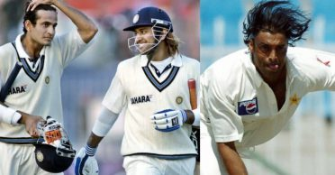 """""""I'll sledge, you laugh…"""": When Irfan Pathan and MS Dhoni combined to sledge Shoaib Akhtar"""