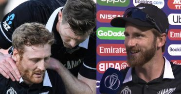 Kane Williamson discloses the rationale behind sending Martin Guptill, James Neesham to bat in Super Over of 2019 World Cup final