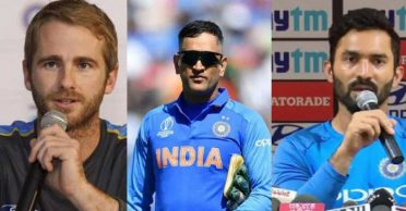 Kane Williamson, Dinesh Karthik hails MS Dhoni for his calm and composed nature