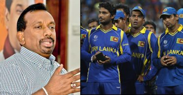 Former Sri Lanka Sports Minister backs his allegations made on match-fixing in 2011 World Cup final