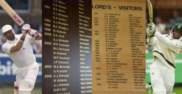 Lord's cricket announces best home and visitors' honours board XIs