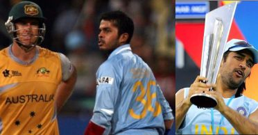 S. Sreesanth reveals how MS Dhoni motivated him during IND-AUS clash in 2007 T20 WC