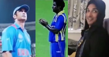 Throwback video of Sushant Singh Rajput watching MS Dhoni's biopic on TV goes viral