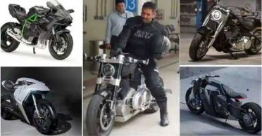 Barry Richards in awe of MS Dhoni's bike collection, wants to have a ride on Harley Davidson