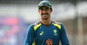 Mitchell Starc produces video evidence to prove injury for IPL insurance payout