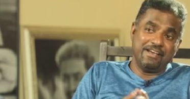 Muttiah Muralitharan gives the reason why he used to bowl leg-spin in his early days