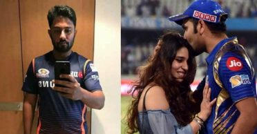 Bangladesh's Nafees Iqbal describes how he managed to bond with Rohit Sharma's wife during IPL games