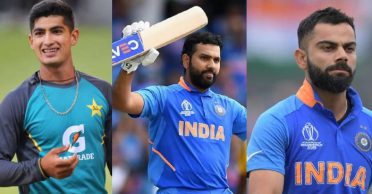 Pakistan pacer Naseem Shah picks Rohit Sharma in his dream hat-trick; omits Virat Kohli