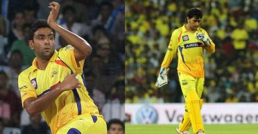 'What the hell have you done?' – When Ravichandran Ashwin let MS Dhoni down with his terrible bowling