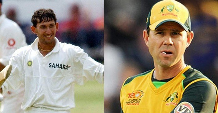 When Ajit Agarkar took a sly dig at Ricky Ponting for his batting record