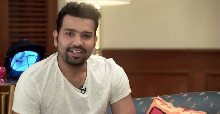 Rohit Sharma names the two overseas batsmen he enjoys watching the most