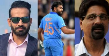 Irfan Pathan and Kris Srikkanth opinionate Rohit Sharma's all-time rank as an ODI opener