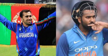 Afghanistan's Karim Sadiq reveals what changed his opinion for Indian batsman Rohit Sharma