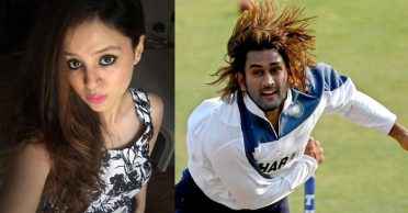 Sakshi reveals how she first met MS Dhoni and her husband's worst hairstyle