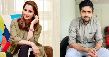 """I will kill you"": Sania Mirza and Babar Azam engage in a hilarious 'bhabhi-devar' conversation"