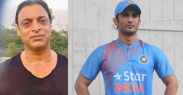 'I regret not talking to him…': Shoaib Akhtar shares the detail of his first meeting with late actor Sushant Singh Rajput