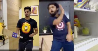 """""""Haters will say it's fake"""": Shreyas Iyer uploads a unique batting practice video – WATCH"""