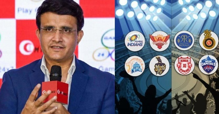 IPL 2020 could be held in empty stands: BCCI President Sourav Ganguly