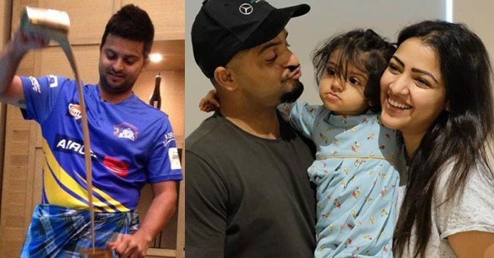 Suresh Raina names the actor whom he would prefer in his biopic