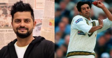 Suresh Raina reveals which Indian bowler was compared to legendary Wasim Akram