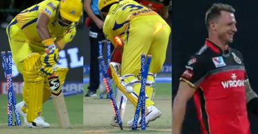 Birthday Special: WATCH – When Dale Steyn castled Suresh Raina with peach of a delivery