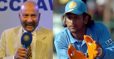 Syed Kirmani narrates the story of MS Dhoni's selection in the Indian team