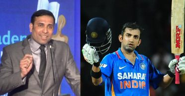 """He never shied away from a challenge on a cricket field"": VVS Laxman pays tributes to Gautam Gambhir"